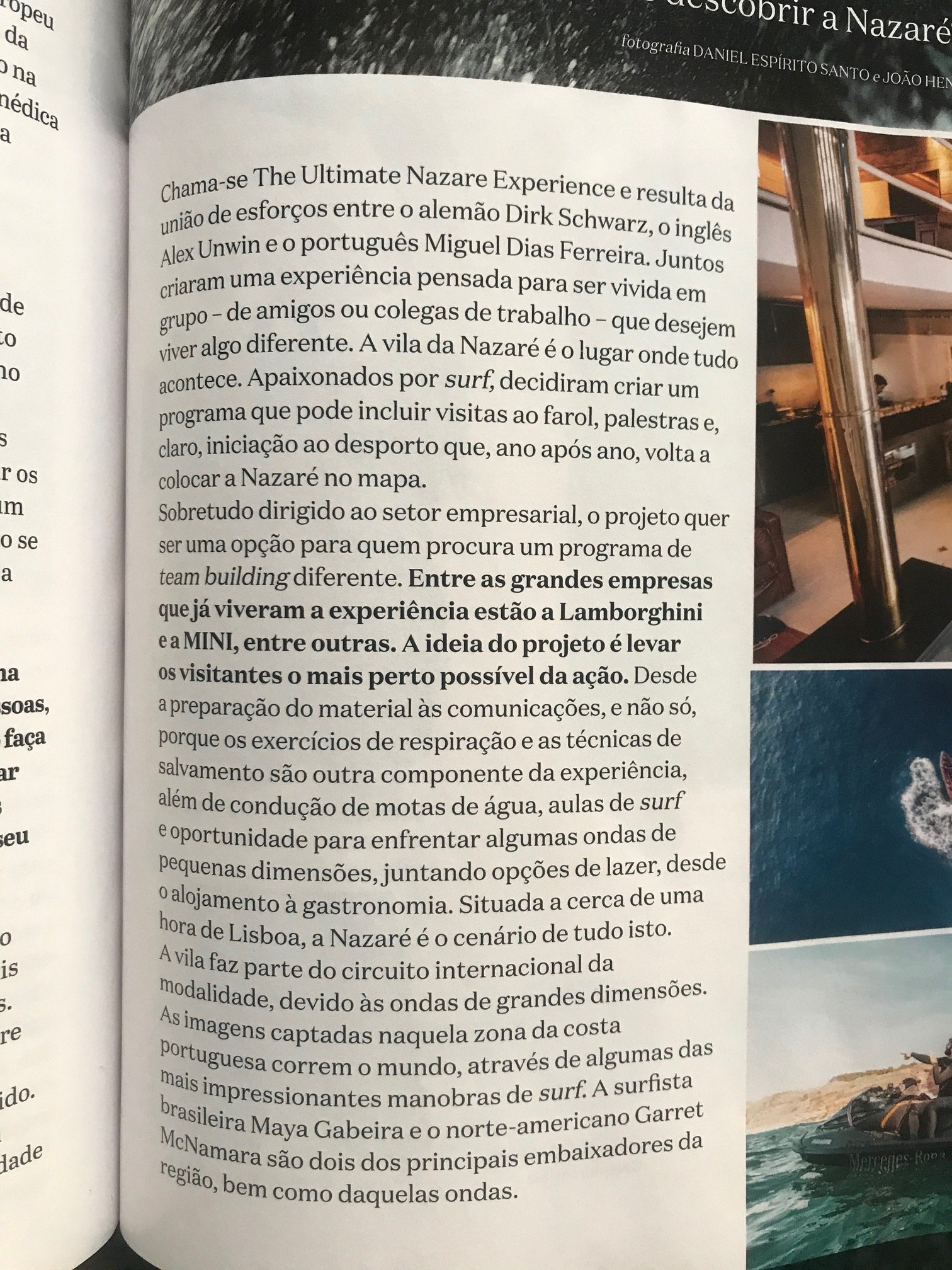 Revista Cristina - detail